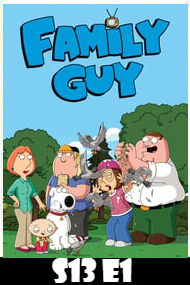 Family Guy Season 13 Episode 1