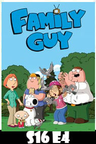 Family Guy Season 16 Episode 4