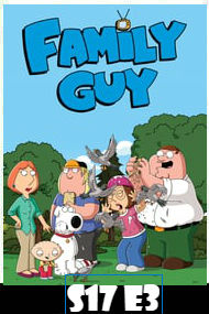 Family Guy Season 17 Episode 3