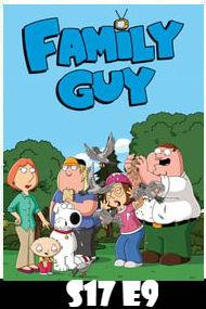 Family Guy Season 17 Episode 9