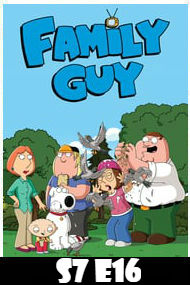 Family Guy Season 7 Episode 16