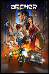 Archer TV Show Episodes