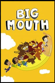 Big Mouth TV Show Episodes