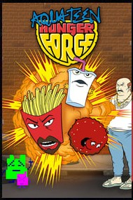 Aqua Teen Hunger Force TV Show Episodes
